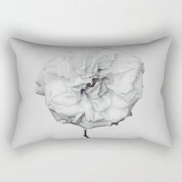 Flower Rose Rectangular Pillow
