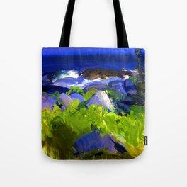 George Bellows Monhegan Island Tote Bag