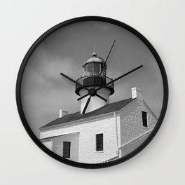 Point Loma Lighthouse Wall Clock