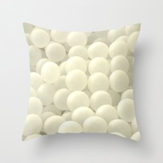 Ping Pong Throw Pillow