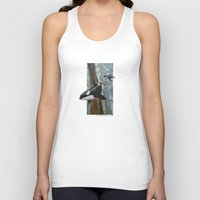giants Tank Tops featuring Giants Among Giants by Jason Pierce