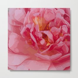 One coral beauty Metal Print
