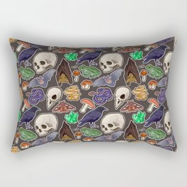 Spooky pattern Rectangular Pillow