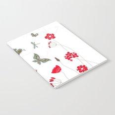 Tatemae Japanese White Notebook