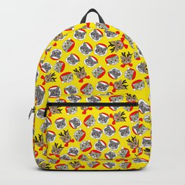 Holiday Cat Brats Backpack