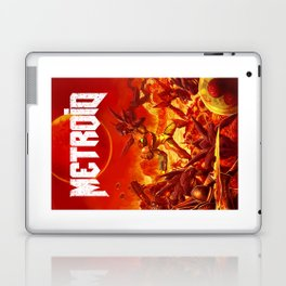 METROID DOOM Laptop & iPad Skin