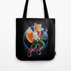Fox McCloud Tote Bag