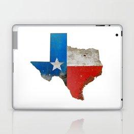 Rustic Texas Sign Laptop & iPad Skin