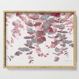 Eucalyptus - Autumn Color Serving Tray