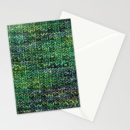 Knitted Basketweave Stationery Cards