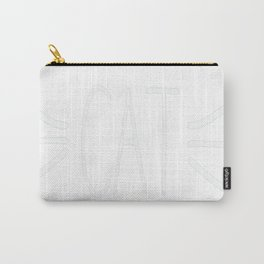 Future Cat Lady Whiskers Carry-All Pouch