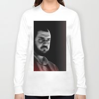 stanley kubrick Long Sleeve T-shirts featuring MR. KUBRICK by JOCTV