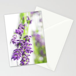 Lavender scent for your Home Design Stationery Cards