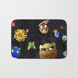Battle of the Planets Bath Mat