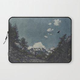 Hike a Mountain! Laptop Sleeve