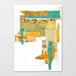 Composition Study No.1 Canvas Print