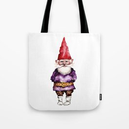 Alfred the Gnome Tote Bag