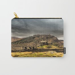 Return to Eilean Donan Castle, Scotland Carry-All Pouch