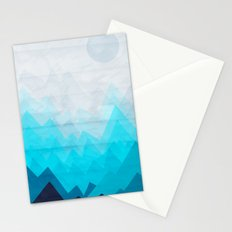 Ice Mounts Stationery Cards