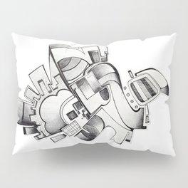 #20 – astratto Pillow Sham