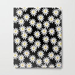 Daisies by Andrea Lauren Metal Print