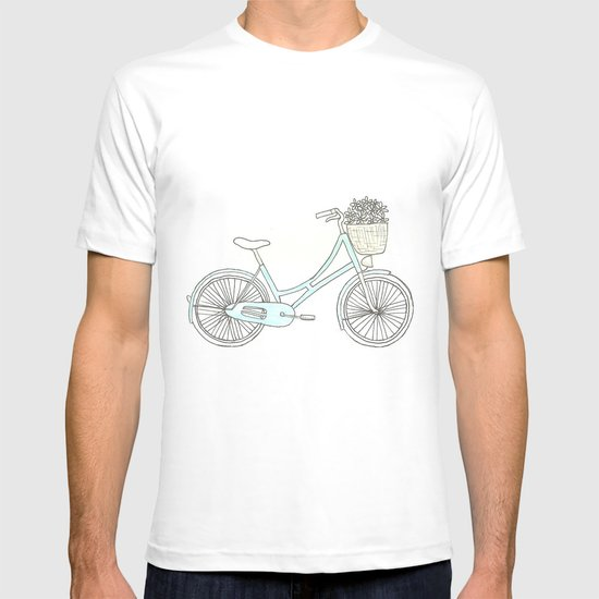 Summer Bicycle T-shirt