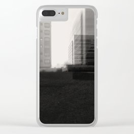 Growth. 130_8 Clear iPhone Case