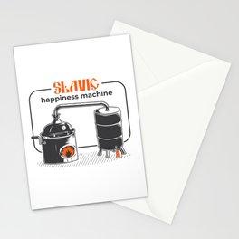 Slavic Happiness Machine Stationery Cards