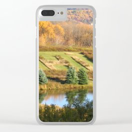 Farmville Clear iPhone Case