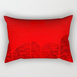 Killer Street Rectangular Pillow