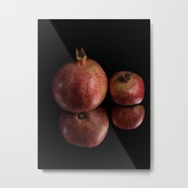 pomegranate - 119 Metal Print