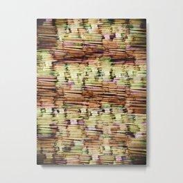 Tampon Land. Metal Print