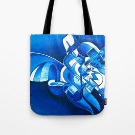 #22 – dipinto di blu… Tote Bag