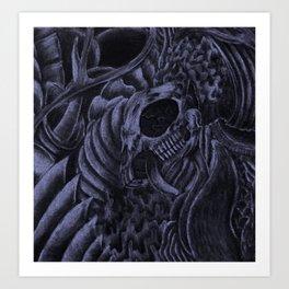 Rat Heaven Art Print