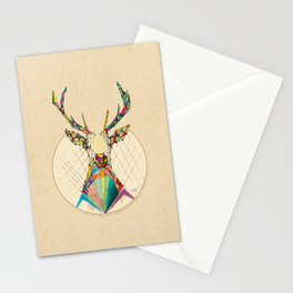 Illustrated Antelope Stationery Cards