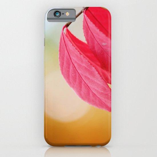 Autumn Glow iPhone & iPod Case