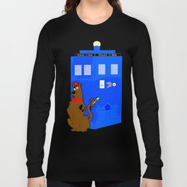 Doctor Scooby-Who Long Sleeve T-shirt