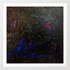 Southern Constellations Art Print