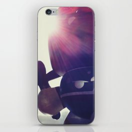 Big Round Boba Fett iPhone Skin