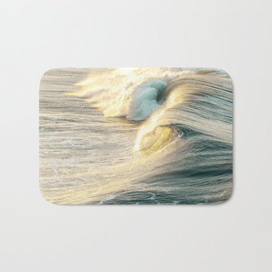 Nautical Crash Bath Mat