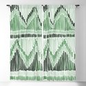 Chilili Watercolor Print in Dark Green by beckybailey1