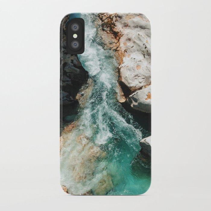 Beautiful river iPhone Case