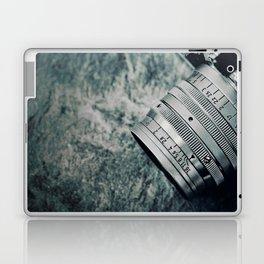 retro leica camera Laptop & iPad Skin