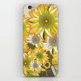 van Gogh sunflowers 2 iPhone Skin