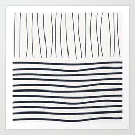 Coit Pattern 75 Art Print