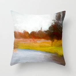 Idylle Throw Pillow