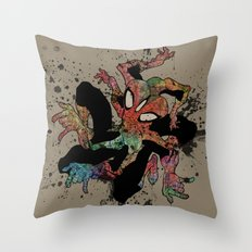 the Spider-man Throw Pillow