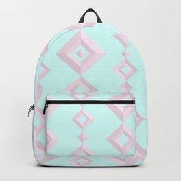 Pink Prism Vaporwave Backpack