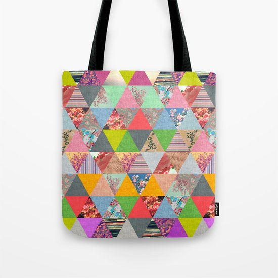 Lost in ▲ Tote Bag