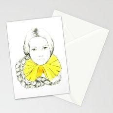 Frill Neck Lady Stationery Cards